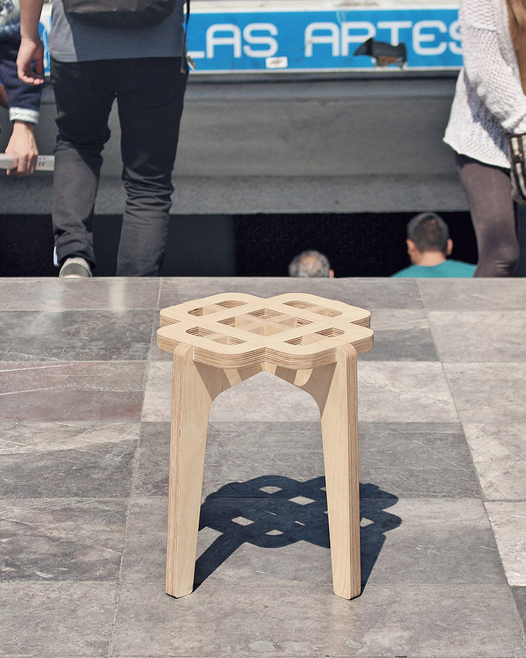 Rohin Bhalla BangBang stool